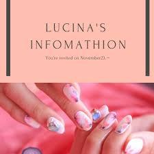 ネイルスクールサイトについてのお知らせ Lucina
