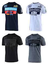 2019 Troy Lee Designs Tld Ktm Team Shirts