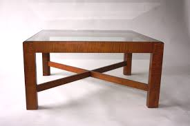 coffee table amusing brown square modern glass and wood glass top coffee table depressed ideas