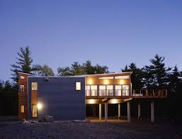 Concrete Prefab Homes Ecosteel Prefab Homes Green Building Steel Framed Houses Pictures