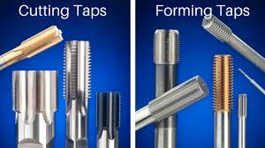Roll Form Thread Chart Cutting Taps Vs Forming Taps North American Tool