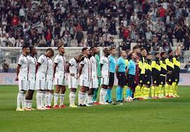 UEFA Şampiyonlar Ligi: Beşiktaş: 0 - Borussia Dortmund: 1 (Maç devam  ediyor) - İstanbul Haberleri