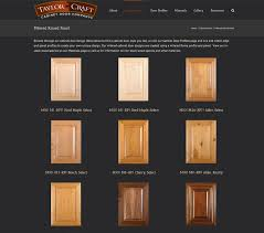Mitered Raised Panel Cabinet Doors TaylorCraft Cabinet Door Company