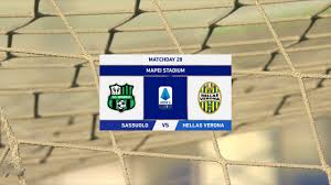 Video Sassuolo 3 - 3 Verona - Risultati e Highlights partita calcio  28/06/2020