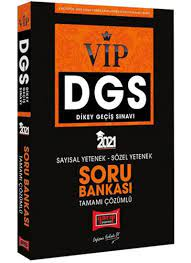 2021 DGS VIP Sayısal Sözel Yetenek Tamamı Çözümlü Soru Bankası - Komisyon   | KPSS, ÖABT, ALES, DGS, YKS, LGS, YDS, GYS Kitapları | Pegem.net  İnternetteki Kitapçınız