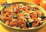 applebee s crispy orange chicken bowl