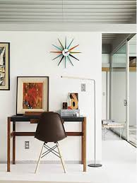 home office modern home. Midcentury Modern Home Office Ideas Mid-century E