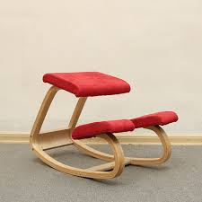 rocking office chair. Fine Rocking Original Ergonomic Kneeling Chair Stool Home Office Furniture  Rocking Wooden Computer Posture Design Throughout H