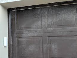 how should you clean your garage door