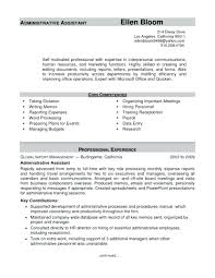 WwwResumeCom Free Template Administrative Assistant Cv Template Teaching Sample 92