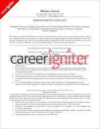 Administrative Assistant Cv Template Uk Resume Sample Admin