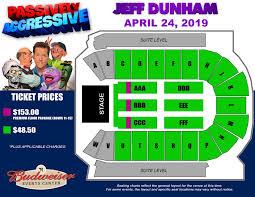Budweiser Gardens Seating Chart Jeff Dunham Jeff Dunham Tour Canada Tourismstyle Co