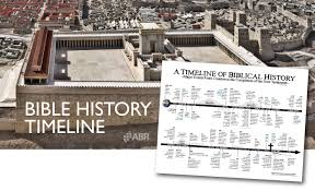 World History Chart In Accordance With Bible Chronology Pdf Bible History Timeline