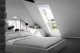 Dachausbau Ideen Für Schlafzimmer Velux Dachfenster