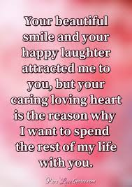Love Of My Life Quotes For Her Simple 48 Sweet And Cute Love Quotes For Her For All Occasions PureLoveQuotes