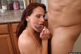 Blow job mature sex