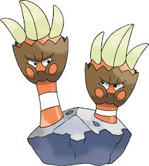 Pokemon 2688 Shiny Binacle Pokedex Evolution Moves