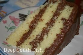Deep South Dish Basic 1 2 3 4 Yellow Cake