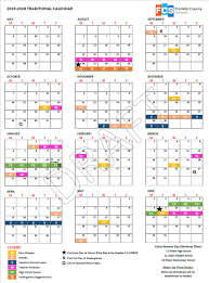 How To Make A School Calendar Board Of Education Calendars Approved By The Board