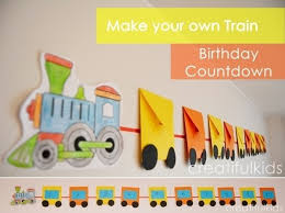 13 diy birthday countdown ideas your kid will love with unique