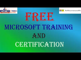 Microsoft Free Certification Get Free Microsoft Training And Certifications Its Totally Free