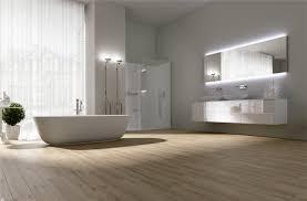 Hardwood Floor Bathroom Wooden Bathroom Floors Inmyinterior