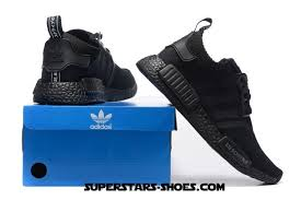 adidas shoes black. adidas originals nmd runner primeknit women running shoes all black ( neo price)