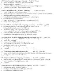 Abinitio Etl Testing Resume Archives Elephantroom Creative