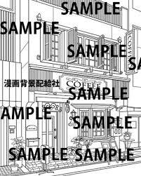 Mangahaikei Instagram Post Photo ロイヤリティフリーの漫画