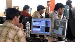 Sensex Charts New Record High Nifty Tops 9 500