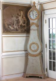 Swedish Clock Reproduction Henhurst A Few Of My Favorite Things Gustavian Furniture