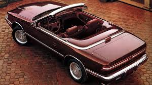 A Brief History of <b>the</b> Ridiculous Chrysler TC by Maserati
