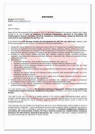 Good Resume Cover Letter New Job Application Letter Format Template