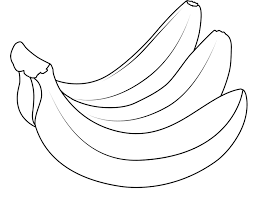 Small Picture Fruit coloring pages banana ColoringStar