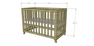 Free DIY Furniture Plans to Build a Land of Nod Inspired Low Rise