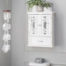 white bathroom wall cabinets. belham living florence bathroom wall cabinet white cabinets t