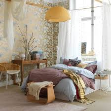 japanese inspired furniture. teens room impressive feminine teenage bedroom vintage floral wallpaper japanese inspired white framed bed pattern curtain blue quilt cover furniture