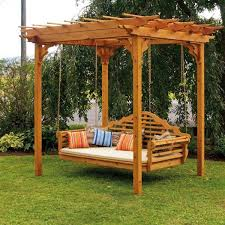 wood outdoor swings for s extravagant garden are making a difference in the modern lifestyle home