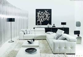 White Leather Living Room Furniture White Leather Furniture On Sofa With Amazing Design Home And