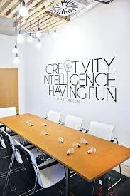 office wall design. Office Wall Design Ideas Let Your Walls Motivate You Of Course Not Only Decal .