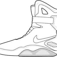 nike shoes drawings. lebron 20 5 michael jordan how to draw and coloring pages on nike shoes drawings n