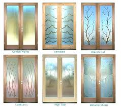 hurricane impact glass front doors etched glass front doors decorative glass panels for front doors glass