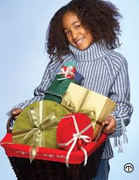 your donation to a nonprofit that gives foster kids holiday gifts can make a big difference