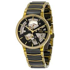 rado centrix skeleton dial ceramic men s watch r30180162 centrix rado centrix skeleton dial ceramic men s watch r30180162