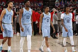 Find out the latest on your favorite nba teams on cbssports.com. Report Card Grizzlies Finally Finish In Victory Over Trail Blazers Grizzly Bear Blues