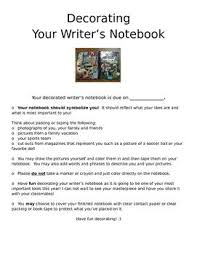 best writers notebook ideas writers workshop best 25 writers notebook ideas writers workshop notebook awesome thesaurus and english writing skills