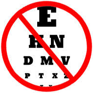 drop eye exam for license renewals
