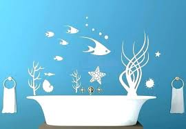 under the sea wall decor ocean wall stickers under the sea ocean wall sticker ocean wall