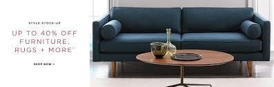 modern furniture home decor  home accessories  west elm
