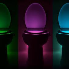 Led Toilet Light Illumibowl Motion Activated Toilet Led Night Light